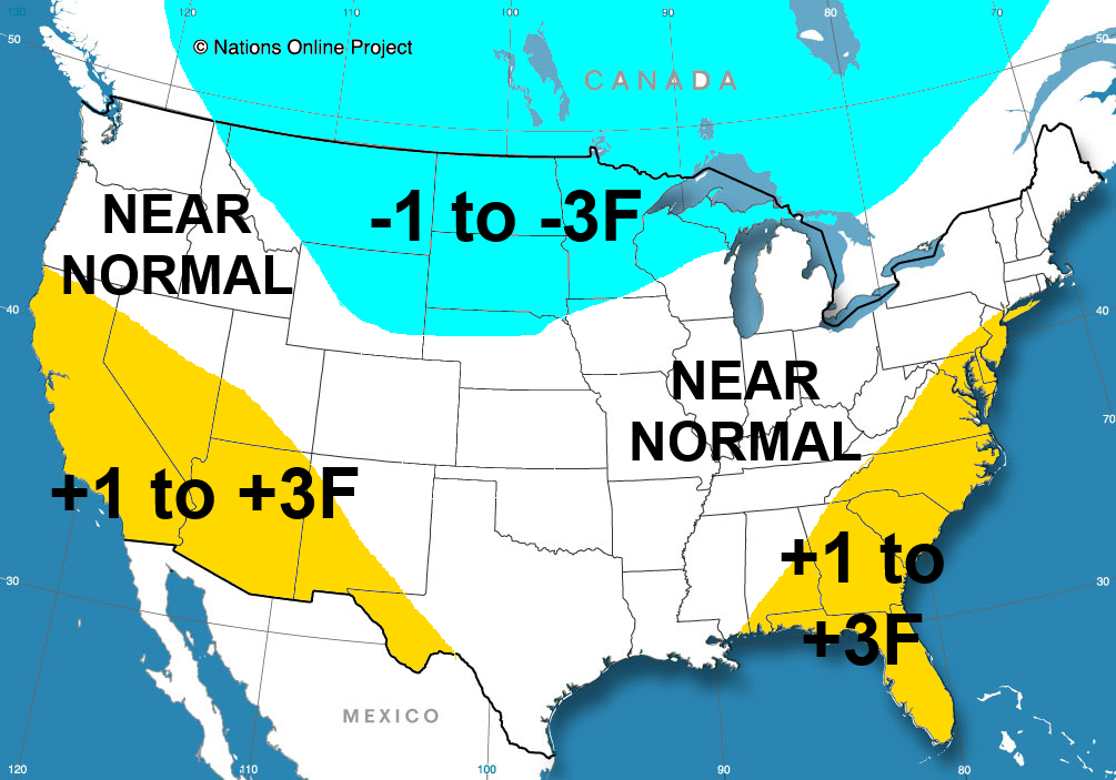 2014 long range winter forecast farmers almanac this forecast is for ...
