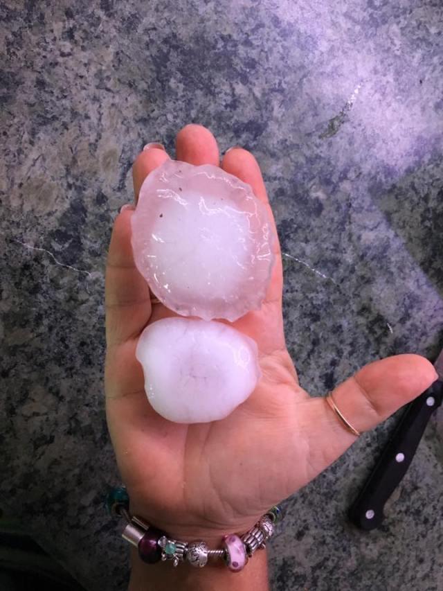 Athens hail 4-28