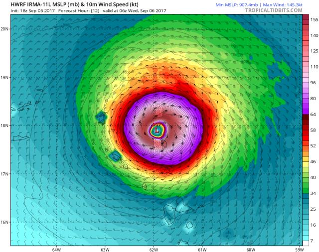 Irma HWRF 12
