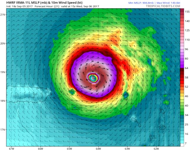 Irma HWRF 21